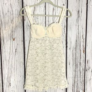 Victoria Secret Sexy Little Things Lace Chemise